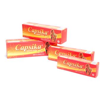 CAPSIKA GEL (Capsaicin 0.0125%)