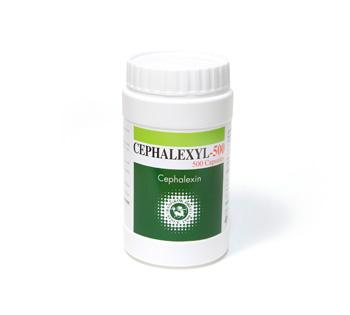 CEPHALEXYL-500