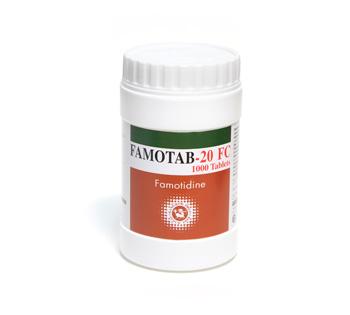 FAMOTAB 20 FC